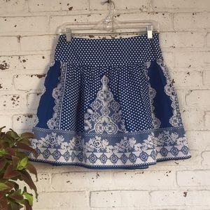 NWOT Kimchi & Blue skirt